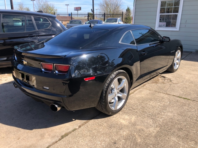 Chevrolet Camaro 2011 price $15,995