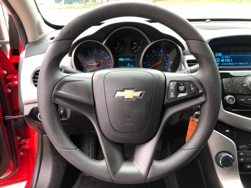 Chevrolet Cruze Limited 2016 price $9,995