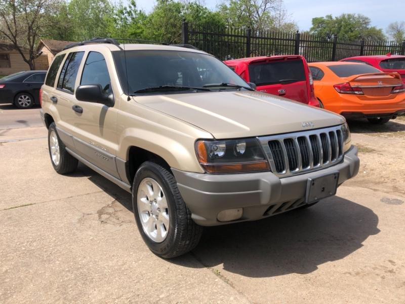 Jeep Grand Cherokee 2001 price $7,995