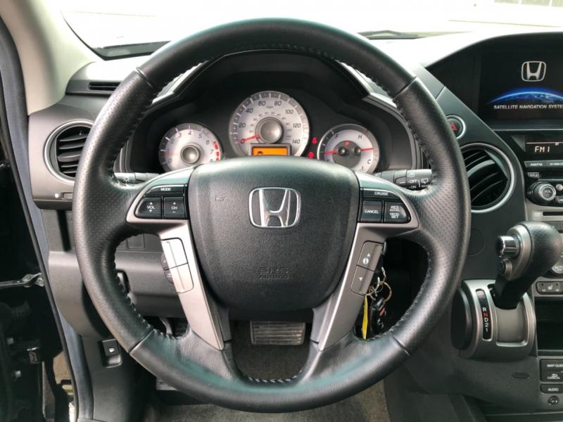 Honda Pilot 2013 price $15,800