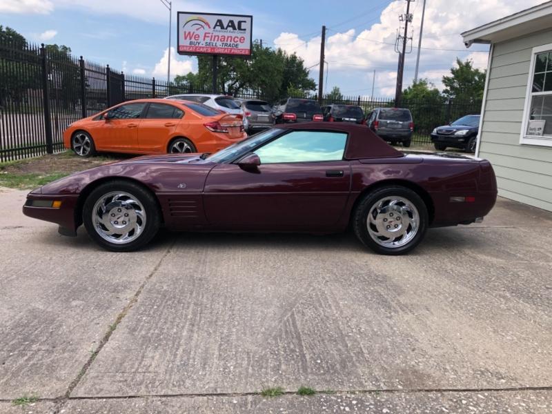 Chevrolet Corvette 1993 price $12,995