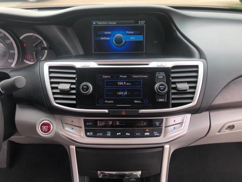 Honda Accord Sedan 2014 price $14,950