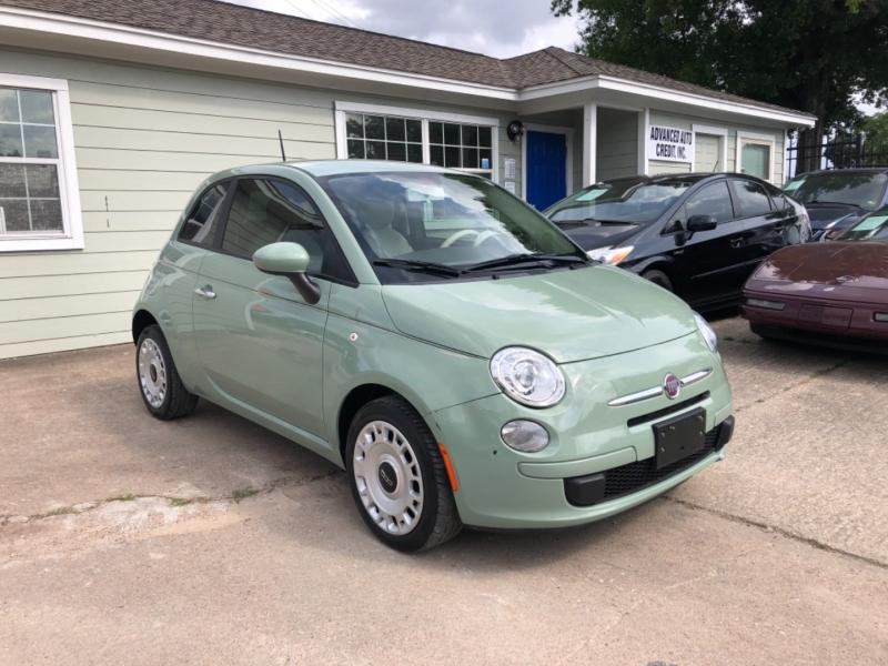 Fiat 500 2012 price $9,995