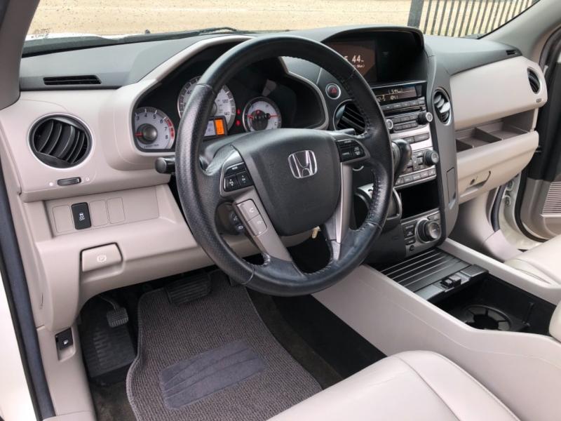 Honda Pilot 2013 price $17,995