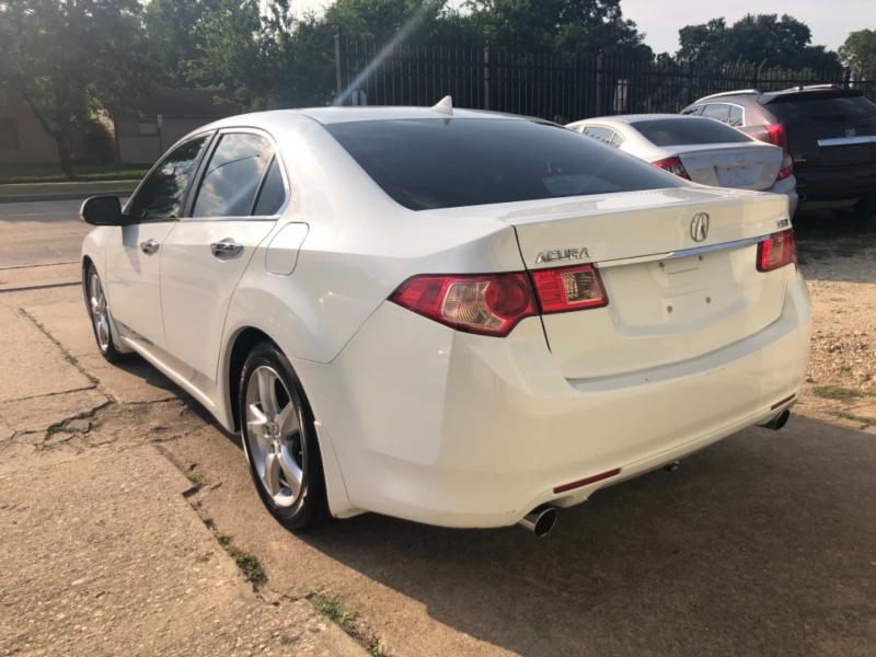 Acura TSX 2013 price $14,999