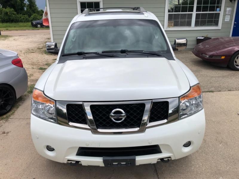 Nissan Armada 2015 price $23,900