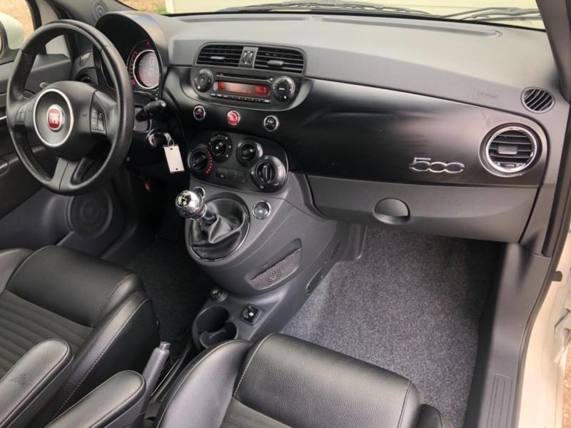 Fiat 500 2015 price $8,995