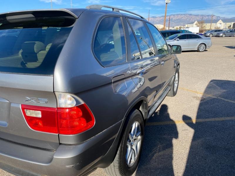 BMW X5 2005 price $6,900