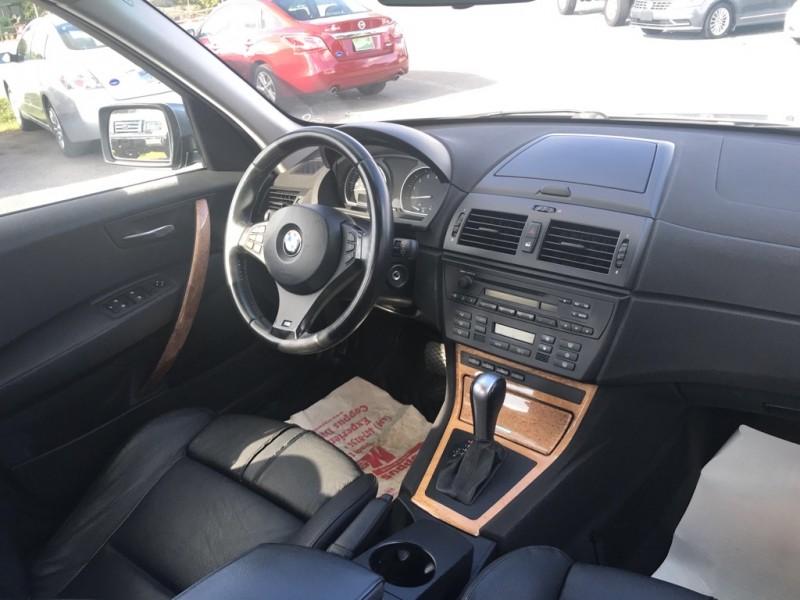 BMW X3 2006 price $6,350