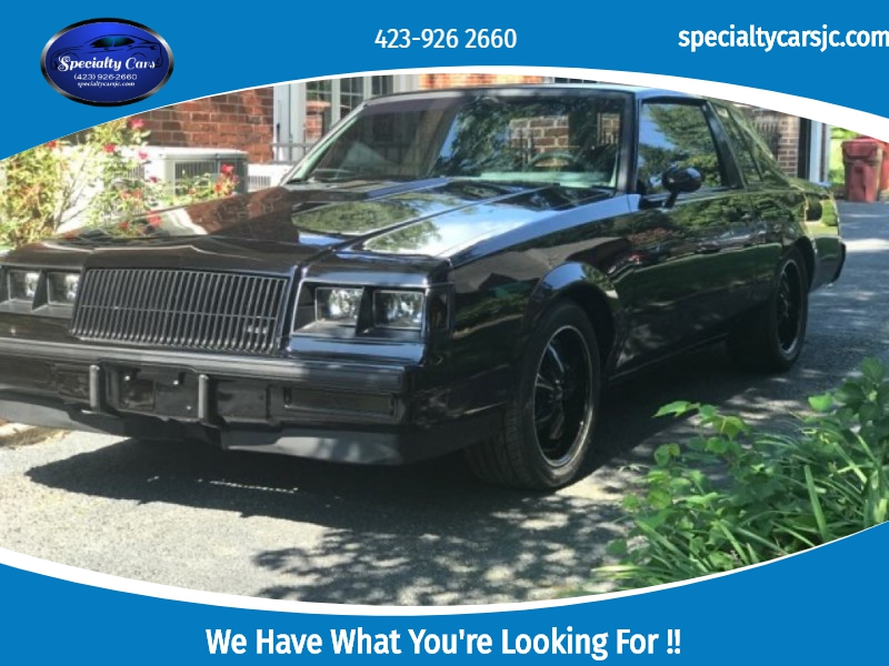 Buick REGAL 1987 price $22,995
