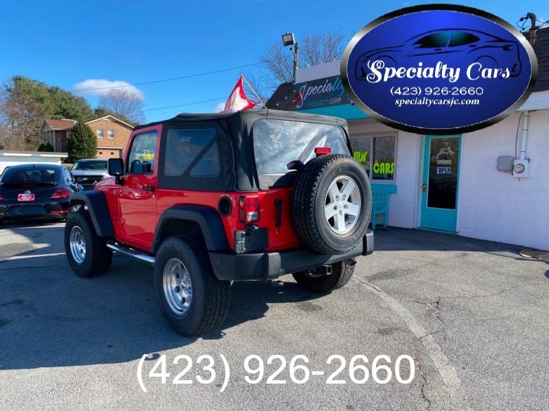 Jeep WRANGLER 2013 price $19,920