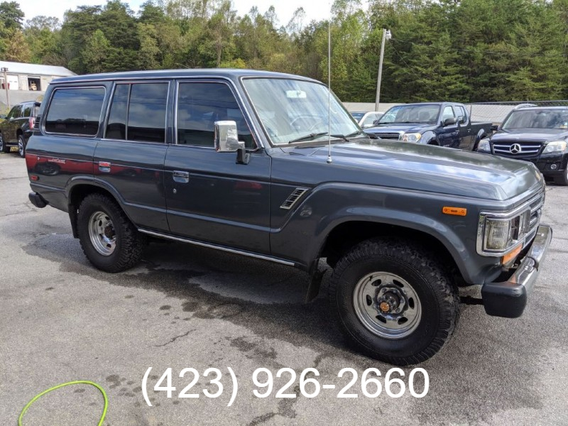 TOYOTA LAND CRUISER 1990 price $18,995