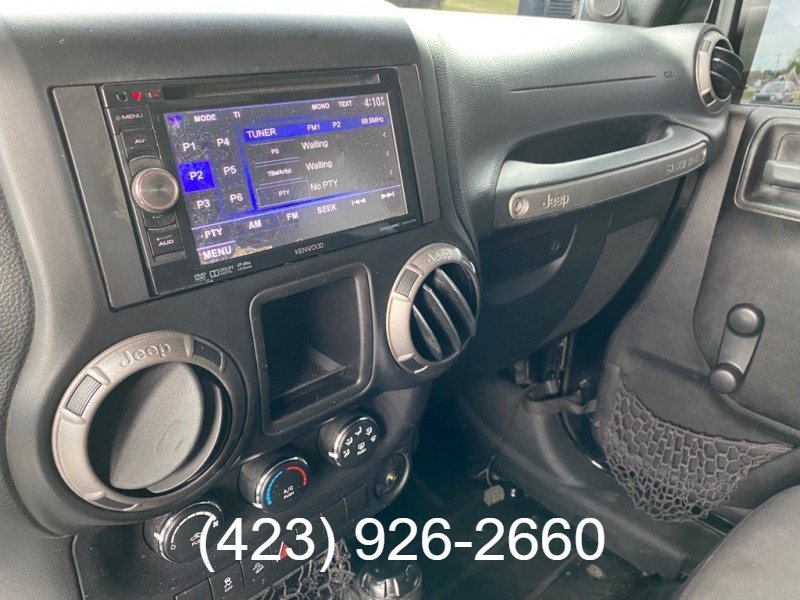 JEEP WRANGLER UNLIMI 2014 price $27,995