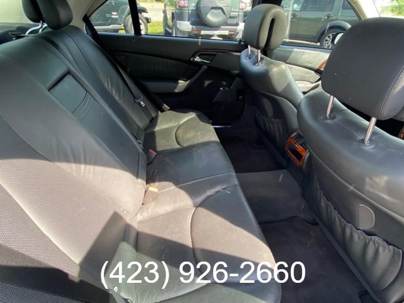 MERCEDES-BENZ S-CLASS 2006 price $5,990