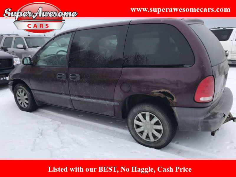 PLYMOUTH VOYAGER 1999 price $500