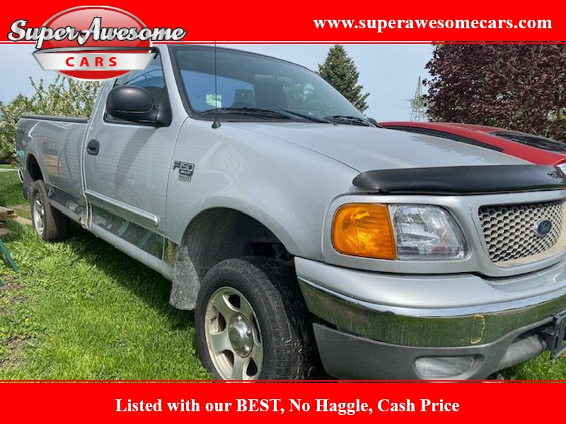 FORD F-150 4X4 2004 price $2,950