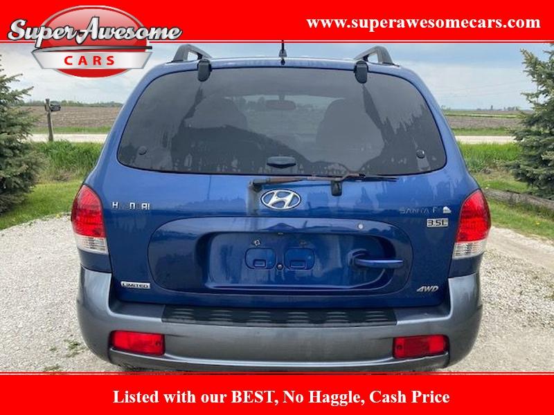 HYUNDAI SANTA FE 2006 price $1,600