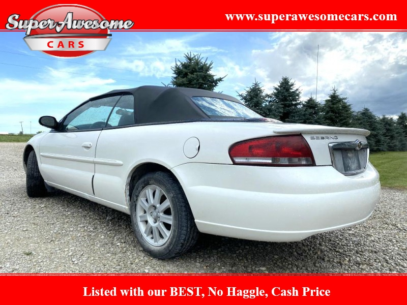 CHRYSLER SEBRING 2005 price $2,700