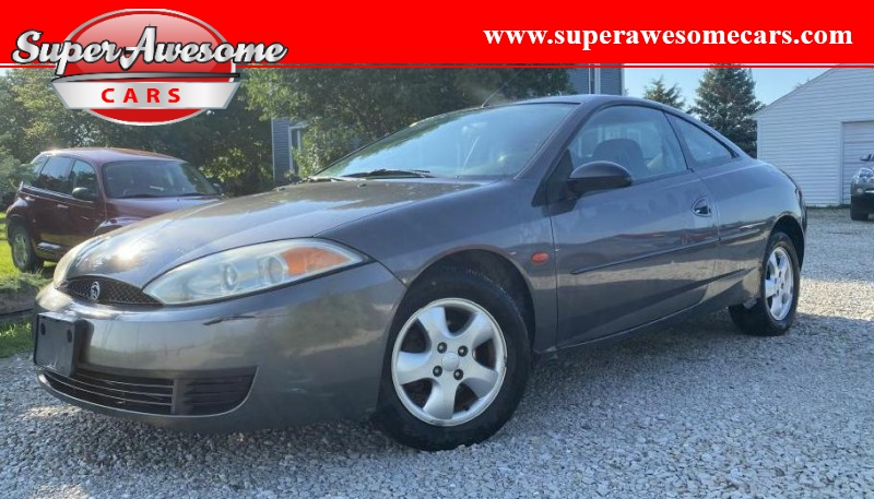 MERCURY COUGAR 2001 price $1,000