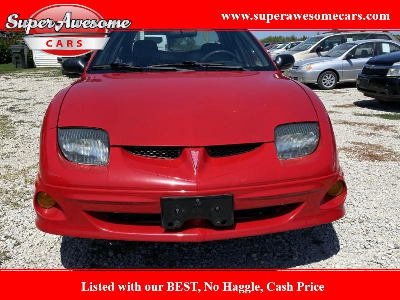 PONTIAC SUNFIRE 2002 price $1,950