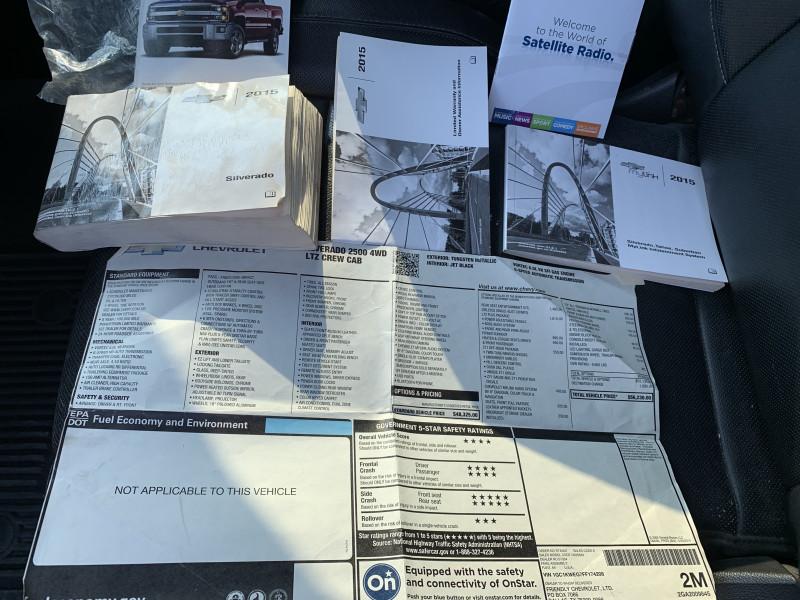 Chevrolet Silverado 2500HD 2015 price $39,999
