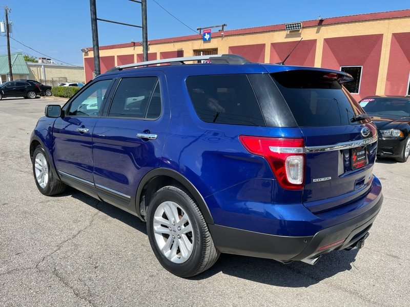 Ford Explorer 2013 price $12,550