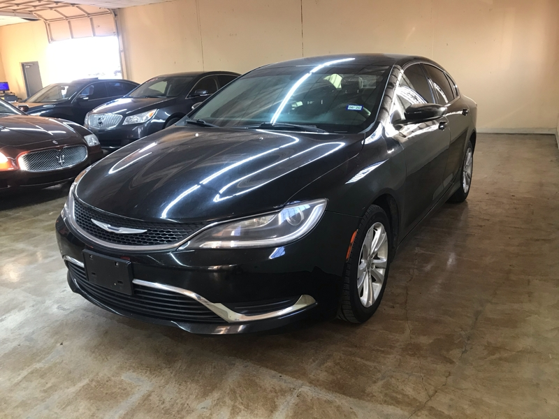 Chrysler 200 2015 price $7,900 Cash