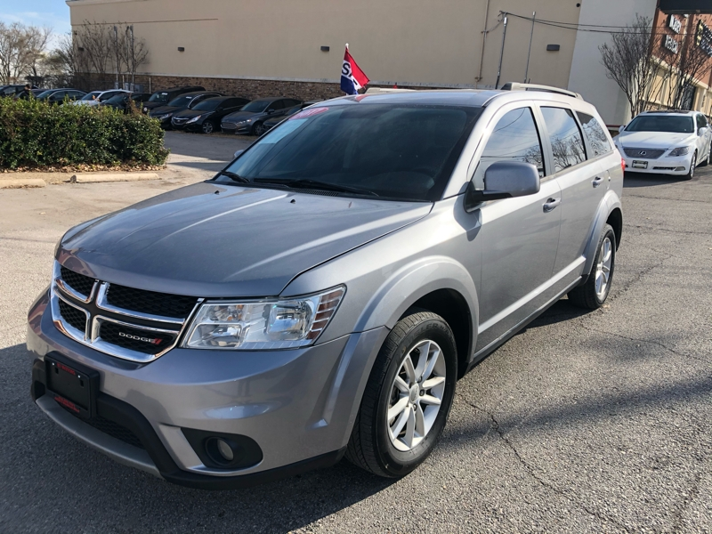 Dodge Journey 2017 price $13,599