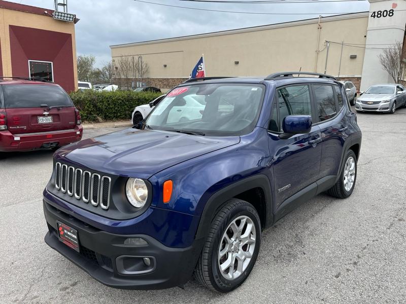 Jeep Renegade 2017 price $14,900
