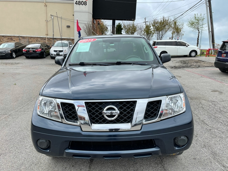 Nissan Frontier 2016 price $15,900