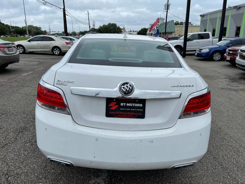 Buick LaCrosse 2013 price $10,500