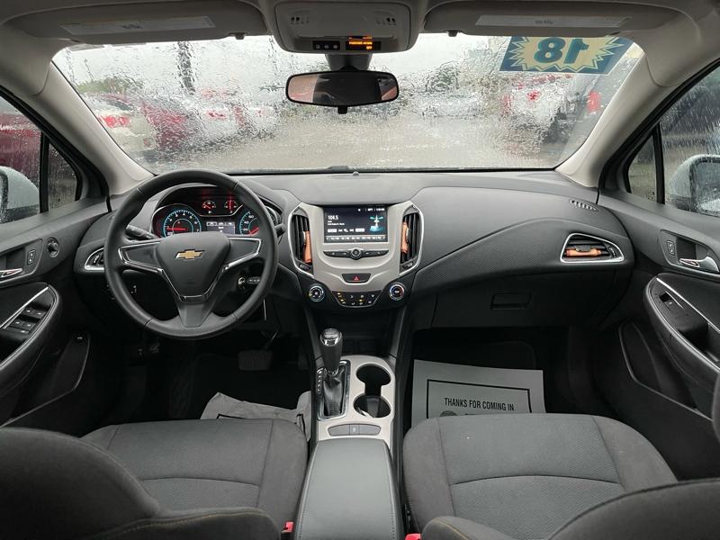 Chevrolet Cruze 2018 price $14,900