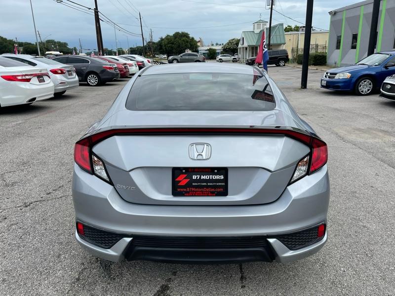 Honda Civic Coupe 2017 price $15,900