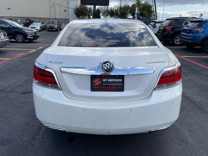 Buick LaCrosse 2013 price $11,900