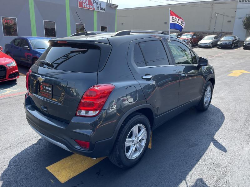 Chevrolet Trax 2018 price $18,500
