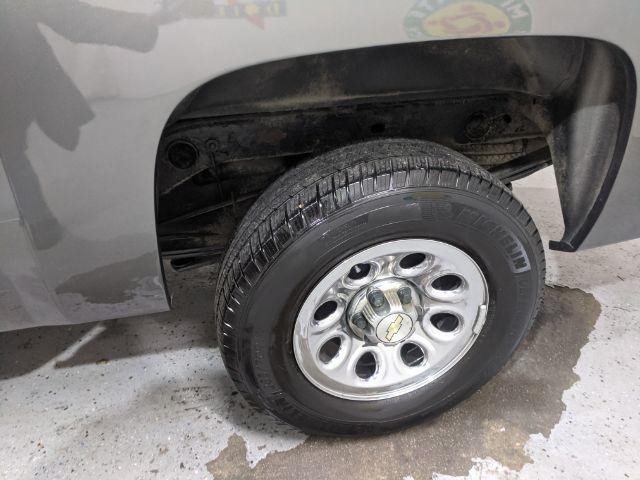 Chevrolet Silverado 1500 2011 price $0