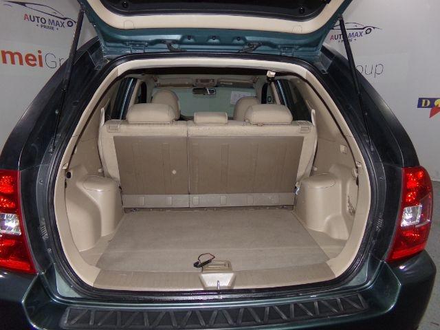 Kia Sportage 2009 price $0