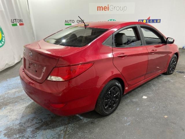 Hyundai Accent 2016 price $0