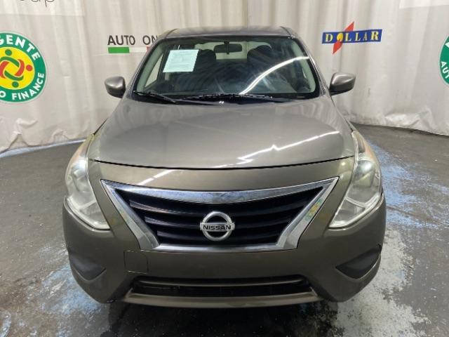 Nissan Versa 2016 price $0