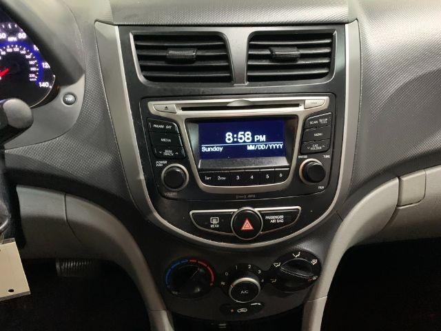 Hyundai Accent 2015 price $0