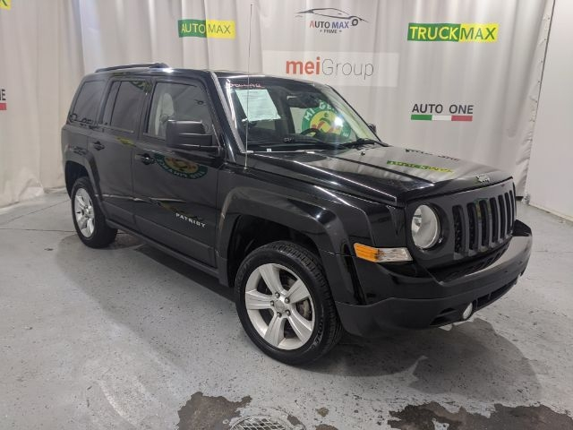 Jeep Patriot 2017 price Call for Pricing.