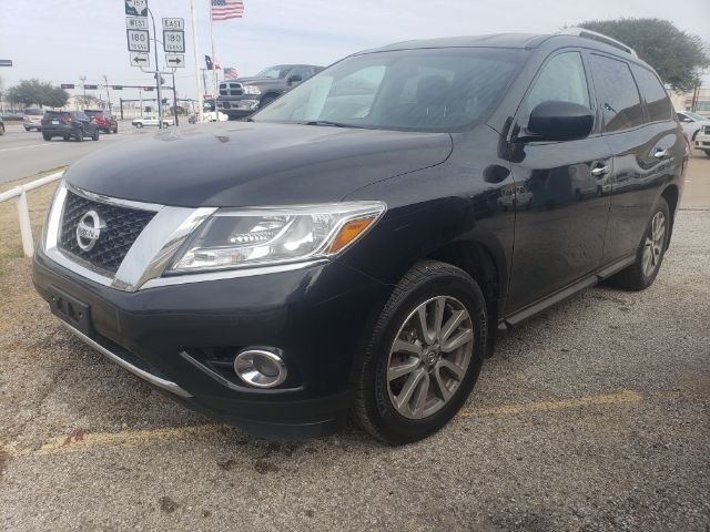 Nissan Pathfinder 2016 price $0