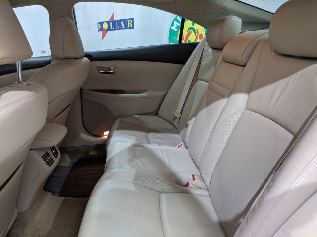 Lexus ES 350 2010 price $0