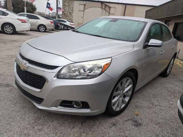 Chevrolet Malibu Limited 2016 price $0