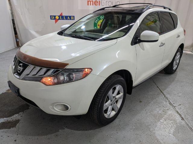 Nissan Murano 2010 price $0
