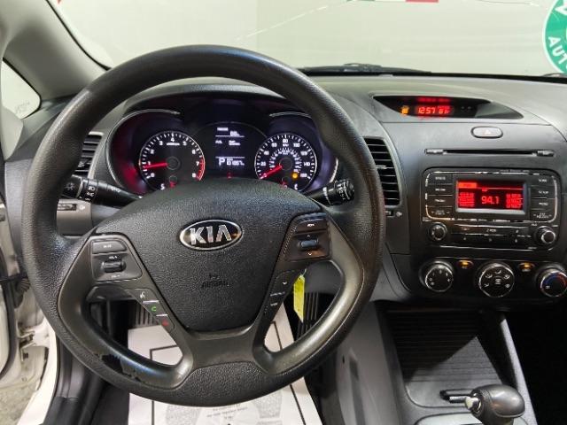 Kia Forte 2016 price $0