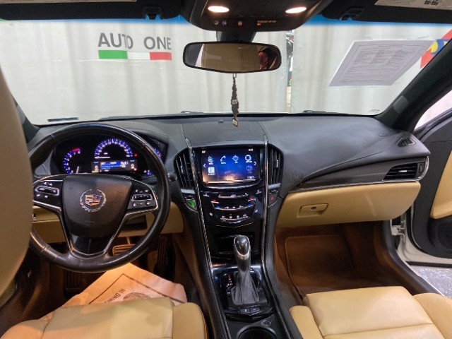 Cadillac ATS 2013 price $0