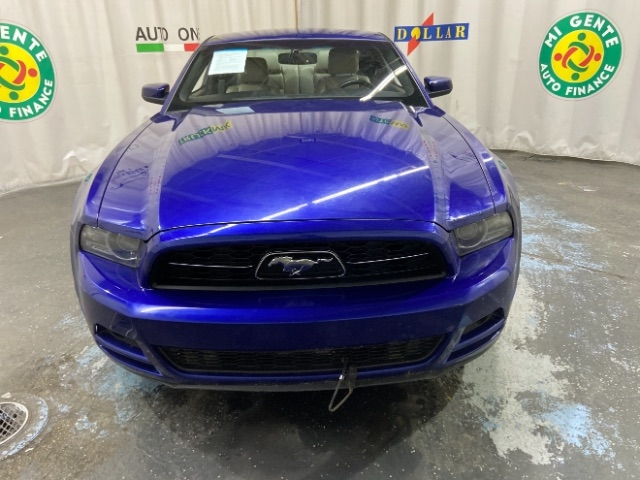 Ford Mustang 2013 price $0