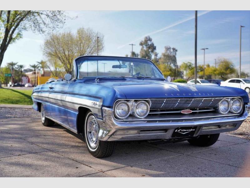 Oldsmobile Starfire 1961 price $59,900