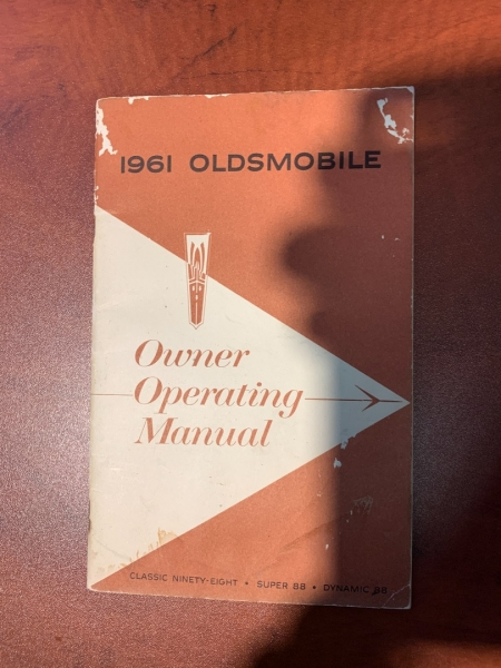Oldsmobile Starfire 1961 price $55,000